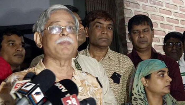 আমি থাকবো না, চলে যাবো: মুহম্মদ জাফর ইকবাল