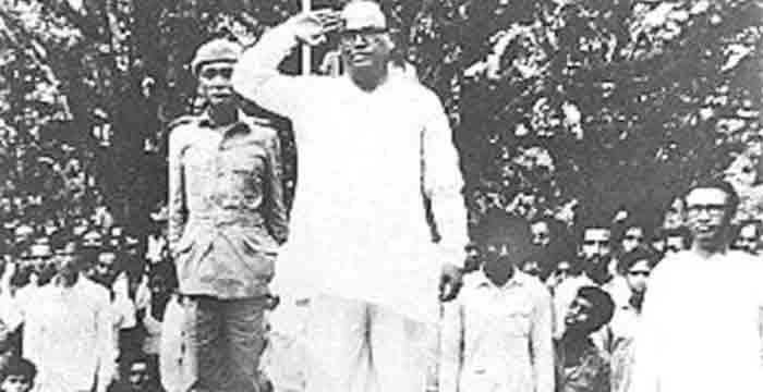 মুজিবনগর সরকারের সফল নেতৃত্বেই বাংলাদেশ স্বাধীনতা লাভ করে
