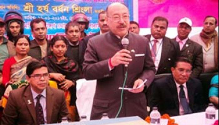 সম্পর্ক চিরকাল অব্যাহত থাকবে : হর্ষবর্ধন শ্রীংলা