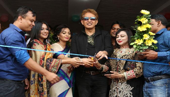 উত্তরায় বিউটি স্যালন জাবেদহাবিব@স্বপ্ন'র যাত্রা শুরু