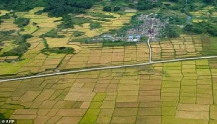 চুক্তির পরও রোহিঙ্গাদের গ্রাম জ্বালিয়ে দিয়েছে মিয়ানমার