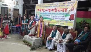 মণিপুরীদের ভালোবাসায় সিক্ত পদ্মশ্রী কলাবতী