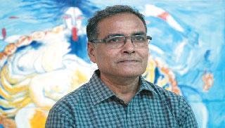 শিল্পকলায় শিল্পী মাহবুব জামাল শামীম-এর একক শিল্প-প্রদর্শনী