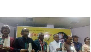 রফিক আজাদের জীবনী প্রকাশ করা হবে : শামসুজ্জামান খান