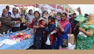 বাকৃবিতে আন্তঃহল বার্ষিক ক্রীড়া প্রতিযোগিতা অনুষ্ঠিত