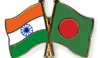 নির্মাণের পথে বাংলাদেশ-ভারত মৈত্রী সেতু