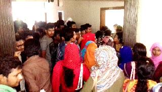 বেরোবি ক্যাম্পাসে স্থায়ী ব্যাংক নেই : ভোগান্তিতে শিক্ষার্থীরা