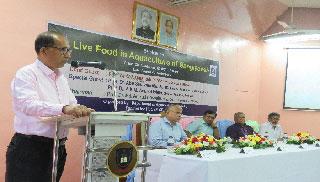 'লাইভ ফুড' এ কয়েকগুণ বাড়বে মাছের উৎপাদন