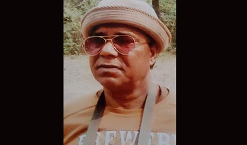 অন্তিম শয়ানে ফটো সাংবাদিক ডাবলিউ রহমান
