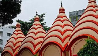 ঢাকেশ্বরী মন্দির পরিদর্শনে নেপালের জ্বালানি মন্ত্রী