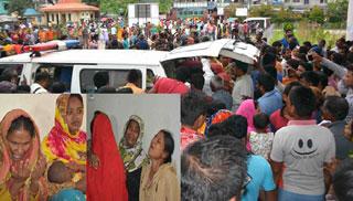 দিনাজপুরে বয়লার বিস্ফোরণে নারী শ্রমিকের মৃত্যু, আহত ২৮