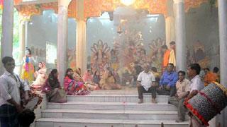 শারদীয় দুর্গোৎসবোত্তর বিজয়া সম্মিলন শুক্রবার