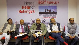 'রোহিঙ্গা ইস্যুতে চীন-রাশিয়া-ভারতের স্বার্থ জড়িত'