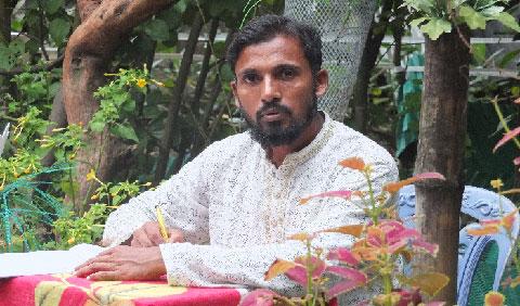 মানবিক সমাজ গড়তে চান কবি কামরুল হাসান শিপন