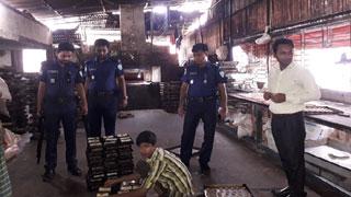 ভেজাল : মৌলভীবাজারে বিস্কুট ফ্যাক্টরিকে জরিমানা