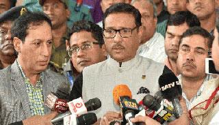 খালেদার জামিন স্থগিতে সরকার কোনো হস্তক্ষেপ করেনি: সেতুমন্ত্রী
