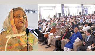 ২০১৭ সালে সব জেলায় ফোর-জি চালু হবে: প্রধানমন্ত্রী