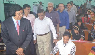রাবিতে ২০১৬-১৭ শিক্ষাবর্ষের ভর্তি পরীক্ষা শুরু