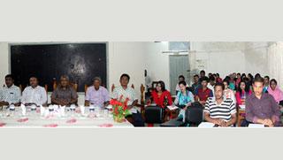 লোক-সংস্কৃতির অভিজ্ঞতা অর্জনে রাঙ্গামাটিতেফোকলোর শিক্ষার্থীরা
