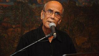 সৈয়দ শামসুল হকের ৮১তম জন্মবার্ষিকী মঙ্গলবার
