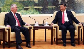 চীন-মার্কিন সম্পর্ক জোরদারের অঙ্গীকার