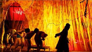 মঞ্চস্থ হওয়ার অপেক্ষায় বাতিঘরের 'ঊর্ণাজাল'