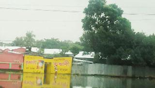 শ্রীপুরে তেলিহাটির কয়েকশ' পরিবার পানিবন্দি