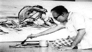 শিল্পাচার্য জয়নুল আবেদীনের ১০৩তম জন্মবার্ষিকী শুক্রবার