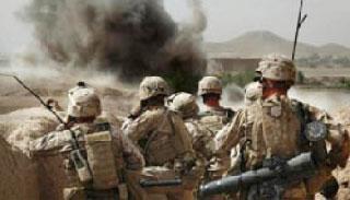 আফগানিস্তানে বিমান হামলায় ১৩ জঙ্গি নিহত