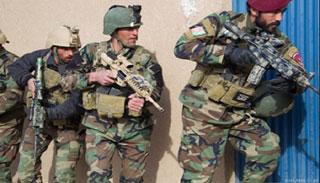 আফগানিস্তানে সরকারি বাহিনীর অভিযানে ৭০ জঙ্গি নিহত