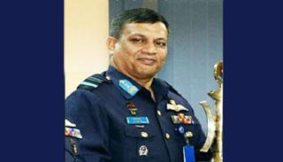 মাসিহুজ্জামান সেরনিয়াবাত বিমান বাহিনীর নতুন প্রধান