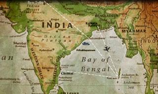 আন্দামানে প্রবল বৃষ্টিপাত আটকা পড়েছেন ৮০০ পর্যটক