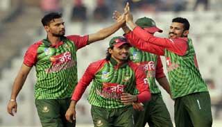 জিম্বাবুয়েকে ৯১ রানে হারালো বাংলাদেশ