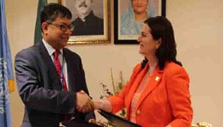 বাংলাদেশ-কসোভোর কূটনৈতিক সম্পর্ক স্থাপন