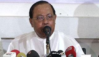 সরকারই সংলাপে বসতে বাধ্য হবে : মওদুদ