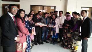 রংপুরে যাত্রা শুরু করলো 'বর্ণমালা' গ্রন্থাগার