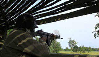 ভারত-পাকিস্তান সীমান্তে গোলাগুলিতে ১ বিএসএফ সদস্য নিহত