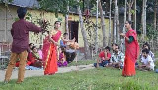 শনিবার থেকে '৬ষ্ঠ জাতীয় যুবনাট্য উৎসব' শুরু