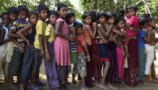 দশ হাজার রোহিঙ্গা শিশুর ড্রামা থেরাপি প্রদর্শনীতে অংশগ্রহণ