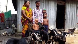 ভারতে বন্যা: বাংলাদেশে আশ্রয় নিয়েছে শত শত ভারতীয়
