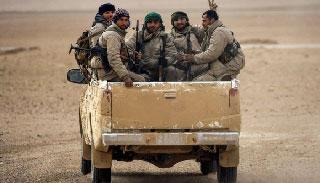 সিরিয়ায় আমেরিকা গড়ে তুলছে 'বিএসএফ' বাহিনী