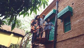 পুরনো রূপে ফিরছে 'মৌলভী ভাই' গিরিশ চন্দ্র সেনের বাড়ি