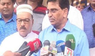 'ভোট কারচুপি বন্ধ হবে বলেই বিএনপি ইভিএম বাতিলের দাবি জানিয়েছে'