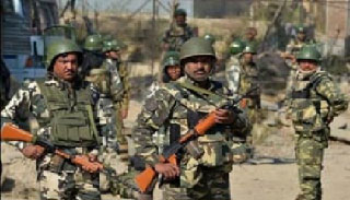 ভারতে সহকর্মীর গুলিতে আধাসামরিক বাহিনীর ৪ সৈন্য নিহত