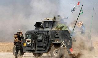 বর্বর আইএসের বিরুদ্ধে লড়াই করছি : ইউএস জেনারেল