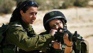 ইসরায়েলের সেনাবাহিনীতে বাড়ছে নারীদের সংখ্যা