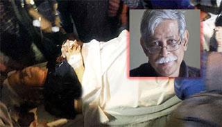 জাফর ইকবালের শারীরিক অবস্থা নিয়ে ব্রিফ করবে আইএসপিআর