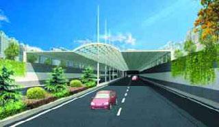 আগস্টে কর্ণফুলী নদীর টানেল নির্মাণ কাজ শুরু হবে