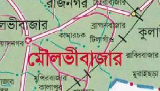 রোহিঙ্গা গণহত্যা : মৌলভীবাজারে রিক্সা শ্রমিকদের প্রতিবাদ