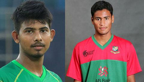 দ্বিতীয় টেস্টে বাংলাদেশ দলে দুই নতুন মুখ মোসাদ্দেক-শুভাশিষ